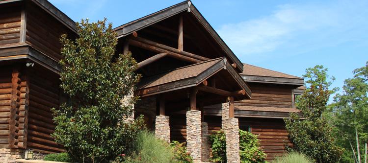 Logan County, Kentucky Log Home Improvements